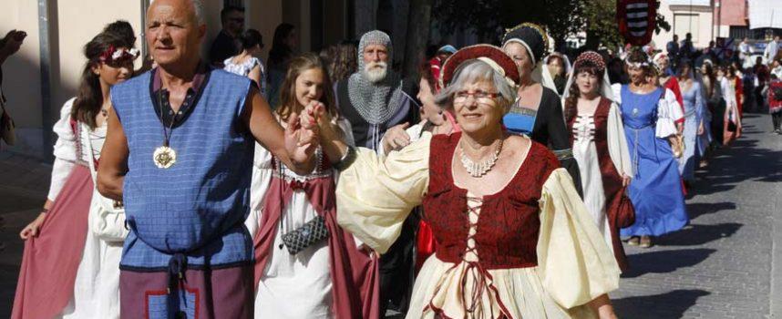 Turismo busca figurantes para la recreación de las Bodas del rey Pedro I de Castilla