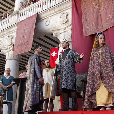 Turismo convoca a los vecinos para organizar una nueva edición de `Las Bodas del rey Pedro I de Castilla´