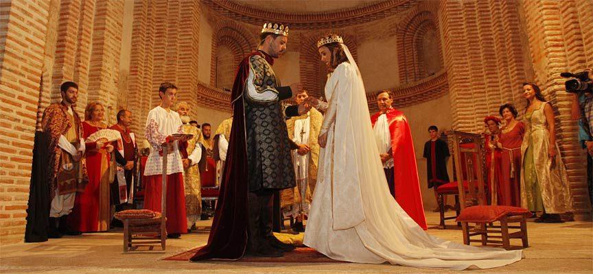 La recreación histórica de las bodas del rey Pedro I se traslada al sábado 3 de agosto