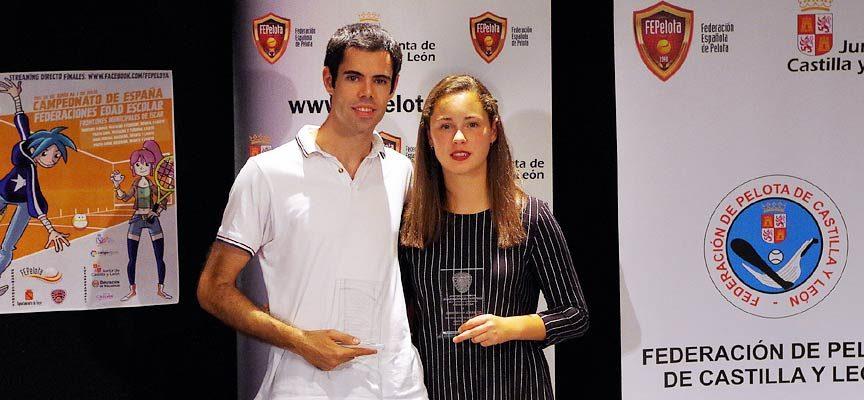 Alfonso Pérez y María Rodríguez
