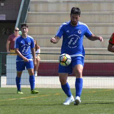 Suspendido el partido del CD Cuéllar con el Real Burgos previsto para mañana