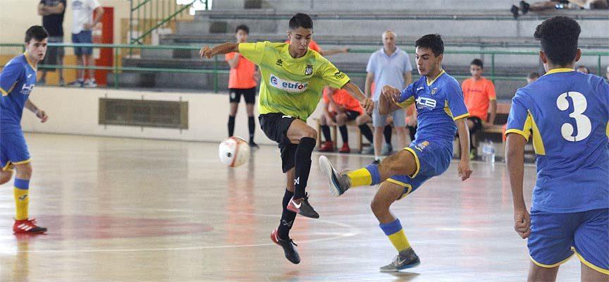 El FS Cuéllar juvenil seguirá buscando la séptima plaza ante Guijuelo