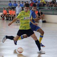 Derbi provincial en la División de Honor Juvenil: el FS Cuéllar recibe a La Lastrilla