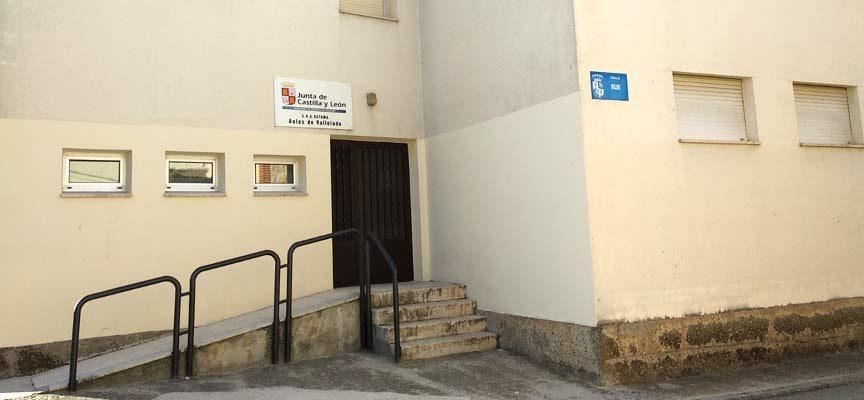 El colegio de Vallelado cuenta ya con una nueva tutora para los alumnos de 4º, 5º y 6º de Primaria