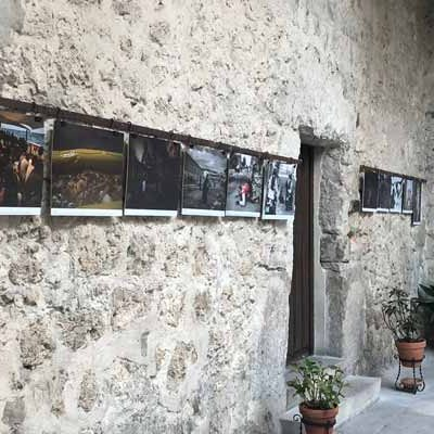 El programa `Alacarta´ acerca sendas exposiciones fotográficas a Cuéllar y Cantalejo