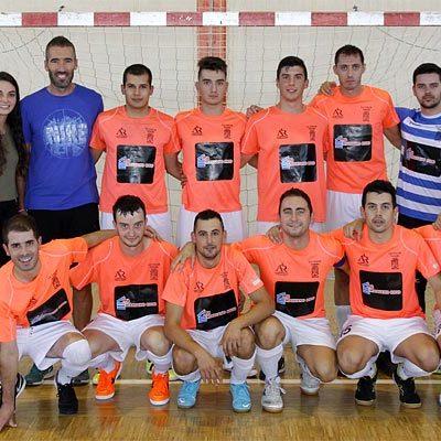 El FS Cuéllar se enfrenta el viernes al filial del Inter Movistar en un partido solidario a beneficio de la AECC