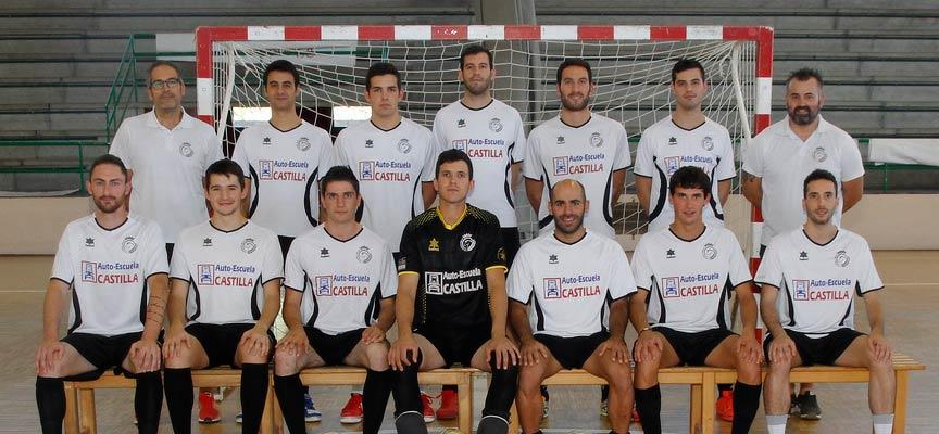 Racing-Cuéllar-Autoescuelas-Castilla-de Tercera-División-de-fútbol-sala-escuellar