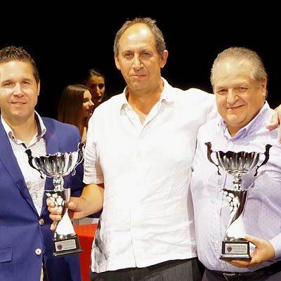 La Junta concede al valleladense Raúl Baeza el premio Pódium al Mejor Entrenador de Castilla y León