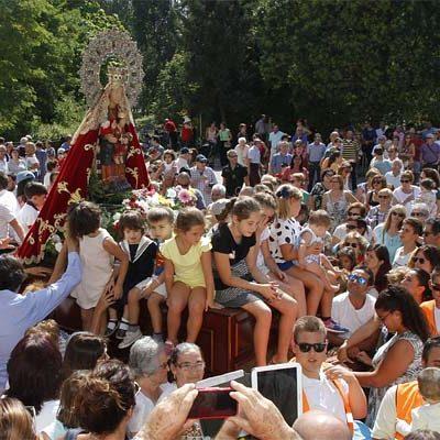 Mañana comienza el novenario en honor a la Virgen de El Henar