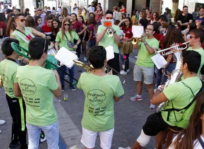 """El Ayuntamiento pretende convertir San Miguel en la """"fiesta pequeña"""" de Cuéllar"""
