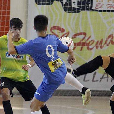 El FS Cuéllar juvenil visita hoy al FS Salamanca en su disputa por la zona media