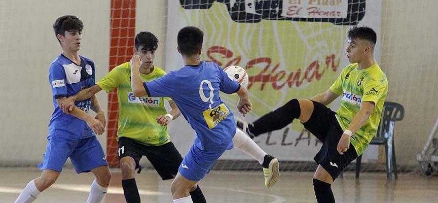 El FS Cuéllar juvenil se reencuentra con la victoria ante el colista