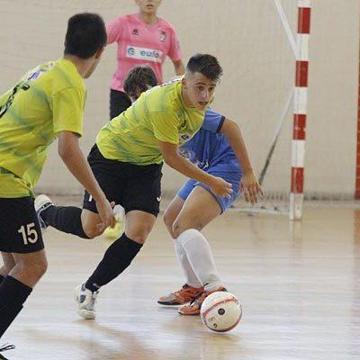 El FS Cuéllar Juvenil se enfrenta al River Zamora, tercero de la tabla