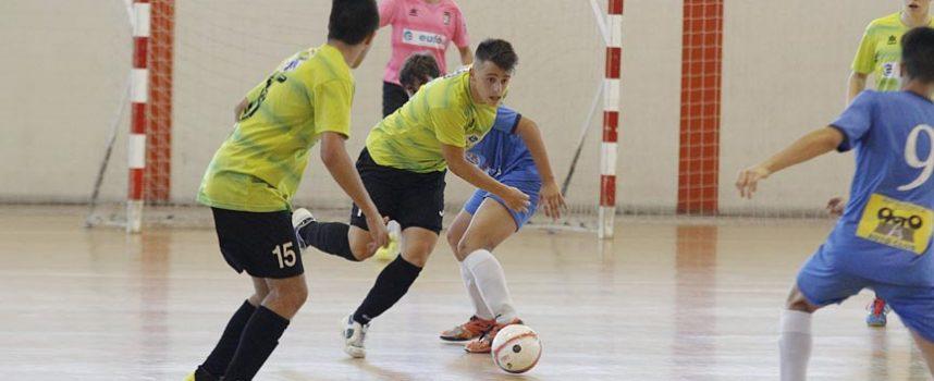 El FS Cuéllar juvenil sumó una importante victoria frente el Tres Columnas