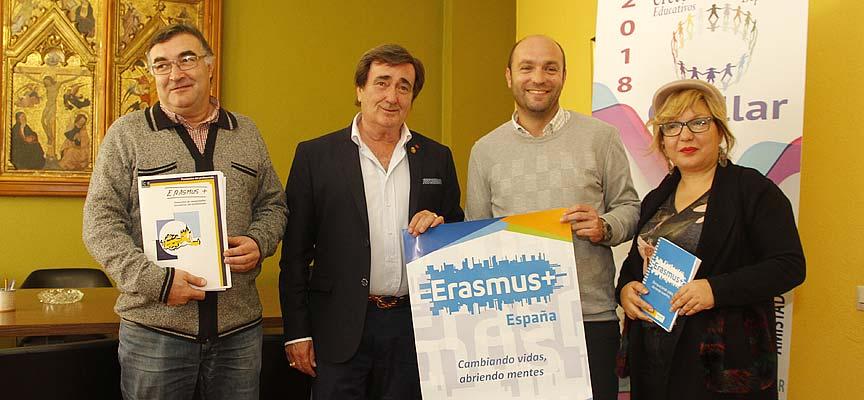 Erasmus+-Santa Clara-Educación