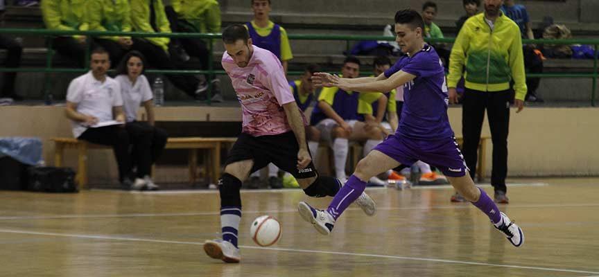 Un difícil Otxartabe pone a prueba al FS Cuéllar en el último partido del año