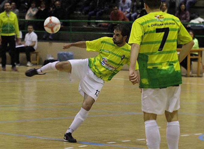 El FS Cuéllar visita Guadalajara con ganas de prolongar su buena racha de juego