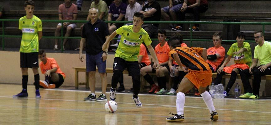 FS Cuéllar juvenil afronta hoy en San Cristóbal de Segovia su último derbi provincial de la temporada