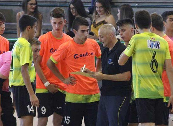 El FS Cuéllar juvenil prepara una nueva temporada en la División de Honor