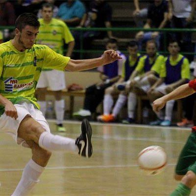 FS Cuéllar y Juventud del Círculo disputarán el sábado el derbi regional de la Segunda B de fútbol sala