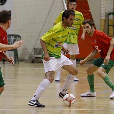 Un polémico penalti en el último minuto evita la victoria del FS Cuéllar ante el AD San Juan