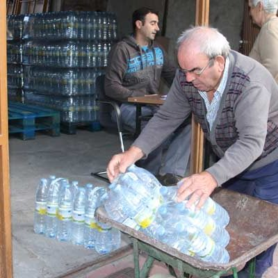 """El agua de Lastras de Cuéllar ya es """"apta para el consumo humano"""""""