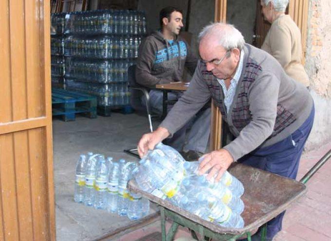El `Manifiesto por el Agua Potable´ de Lastras de Cuéllar alcanza las 1.100 firmas