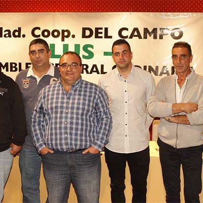 La cooperativa GLUS renueva su consejo rector con José Julio Pascual como presidente