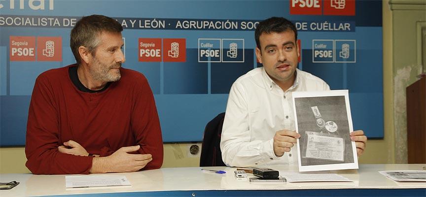 PSOE-de-Cuéllar-pide-dimisión-de-concejal-de-Cultura-Sonia-Martín-escuellar