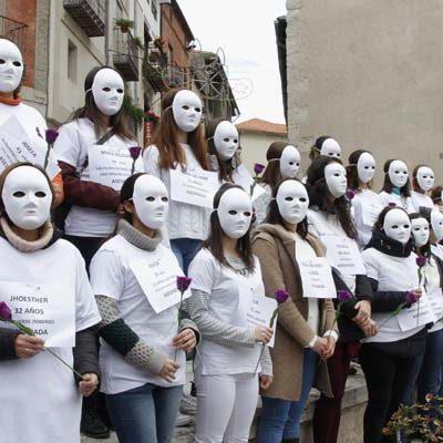 La concejalía de Igualdad y el Colectivo 8M convocan  una concentración en el Día contra la Violencia de Género