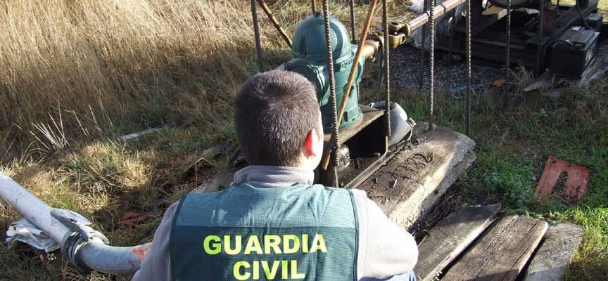 El Equipo Roca de Cuéllar investiga la estafa a dos agricultores