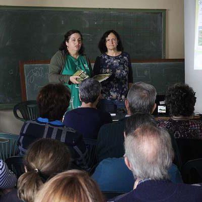 Ismur y Escuelas Campesinas acercaron a Olombrada el debate en torno a la agricultura ecológica