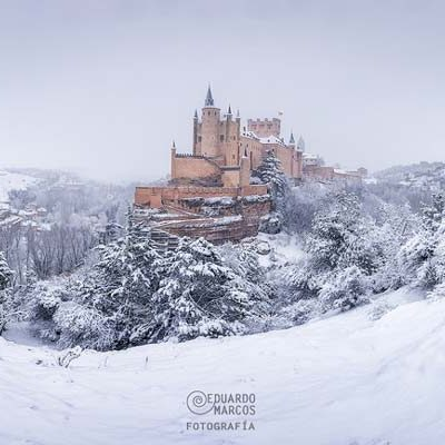 Eduardo Marcos gana un bronce en los `Pano Awards 2018´ con su fotografía `Blancanieves Castle´
