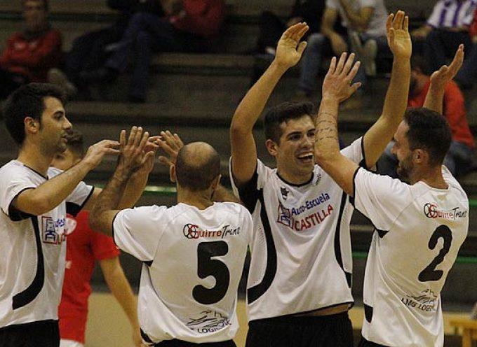 El Racing Cuéllar consigue su cuarta victoria consecutiva ganando 2-10 al Medinense