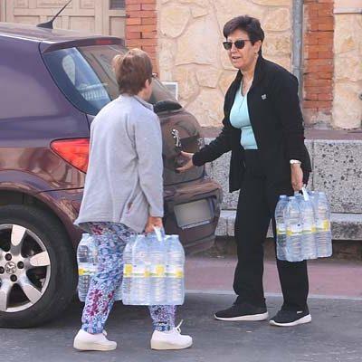 """Un bando vuelve a declarar el agua de Lastras de Cuéllar """"no apta para consumo en boca"""" por el exceso de nitratos"""