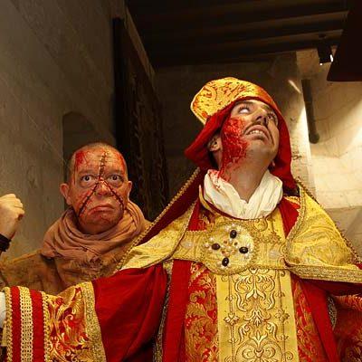 Turismo prevé repetir la iniciativa `Terror en el Castillo de Cuéllar´ tras el éxito de público