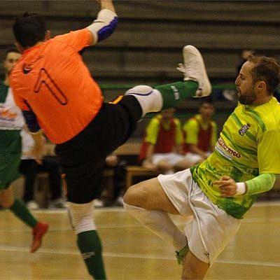 El FS Cuéllar pierde dos puntos ante el Juventud del Círculo a falta de diez segundos