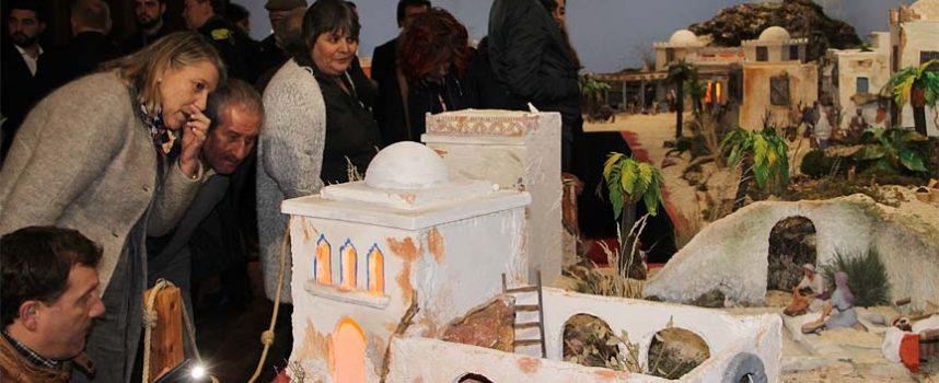 El pregón de Fidel Segovia abrió la Navidad en Cuéllar