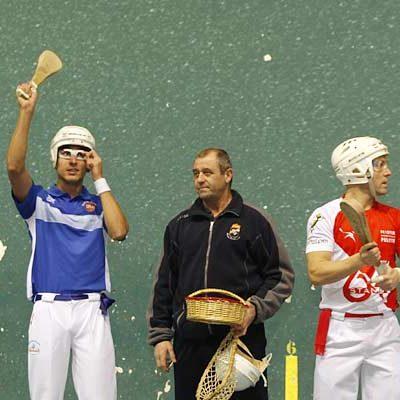 El IV Memorial Luis Baeza reúne hoy a tres campeones del mundo de pelota y dos subcampeones