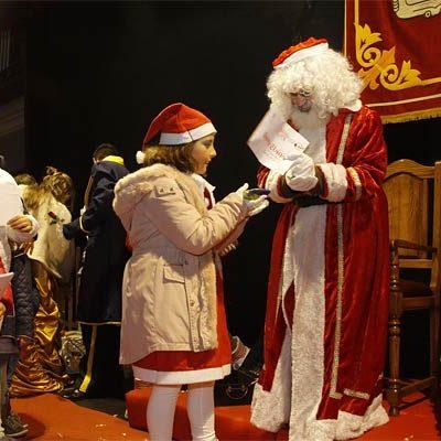 La Casa de la Ilusión recibirá el domingo a Papá Noel en Cuéllar