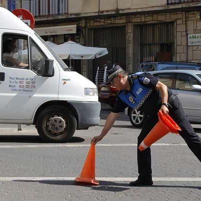 El viernes comienzan las pruebas para los 227 aspirantes a las plazas de Policía Local de Cuéllar