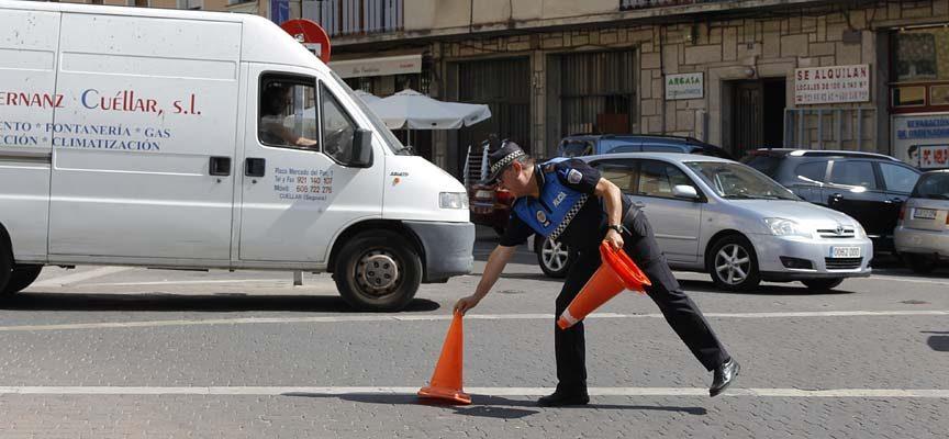 La campaña de control de furgonetas se cerró con resultados positivos