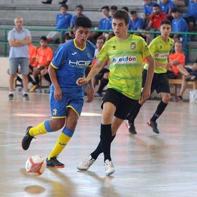 FS Cuéllar juvenil recibe en Santa Clara al cuarto clasificado, el Tierno Galván