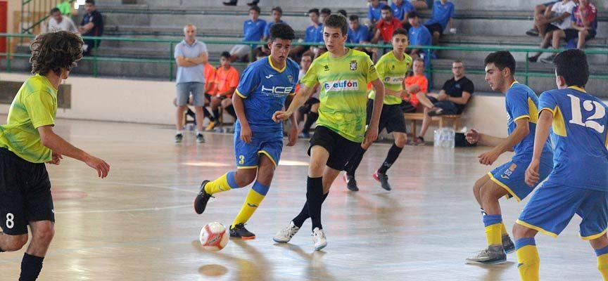 El FS Cuéllar juvenil viaja a Cistierna para medirse con el tercer clasificado