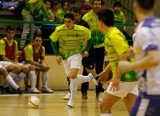 El FS Cuéllar pierde en la cancha del Pinseque y cae a puestos de descenso