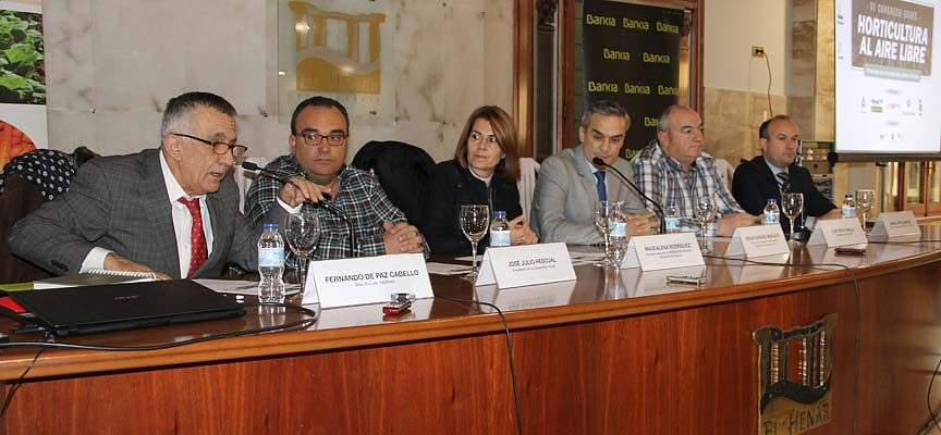 El VII Congreso de Horticultura al Aire Libre abordará los nuevos retos productivos