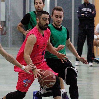 Cuéllar Basket cosechó la primera derrota de la temporada, ante Íscar CB por 66 a 78