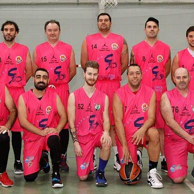 Cuéllar Basket gana 76 – 61 a un combativo Desguaces Cano