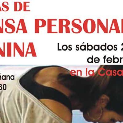 La Casa Joven inicia el sábado unas jornadas de defensa personal femenina