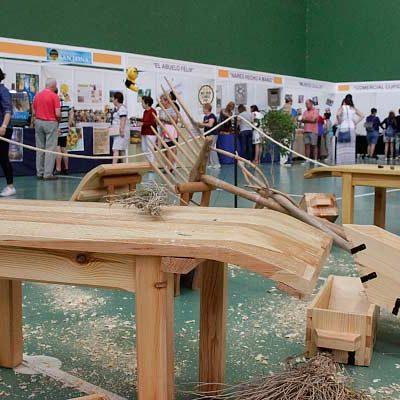 La Diputación destina 30.000 euros para ayudar a los ayuntamientos de la provincia a la organización de ferias